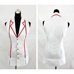 League of Legends Akali Nurse Cosplay Dress Costume - SpiritCos