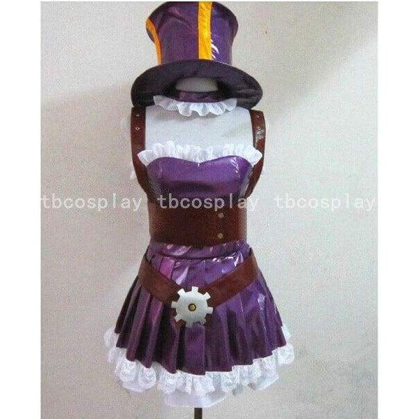 LoL Costume League of Legends Hero Caitlyn cosplay costume Handmade - SpiritCos