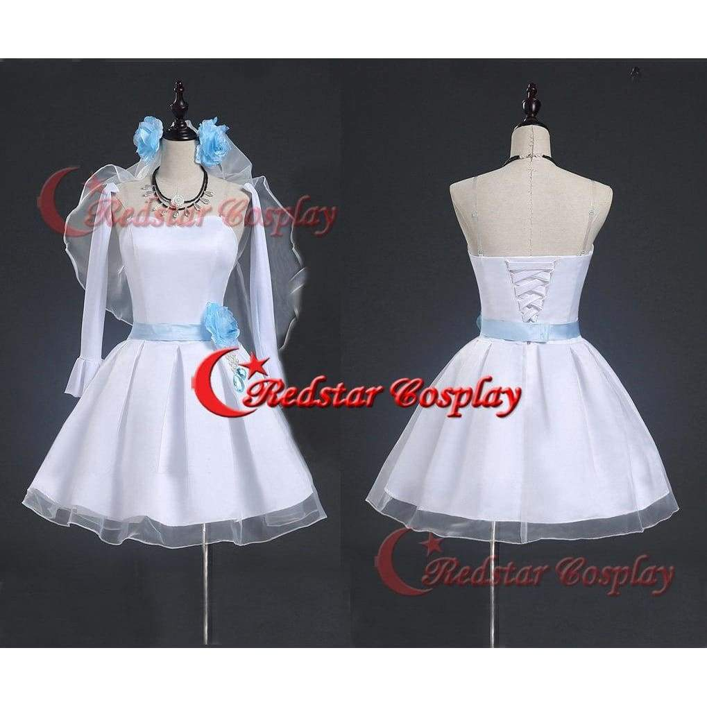 Love Live Cosplay Costume Wedding Dress Cosplay Umi Sonoda Cosplay Costume Daily Dress - SpiritCos