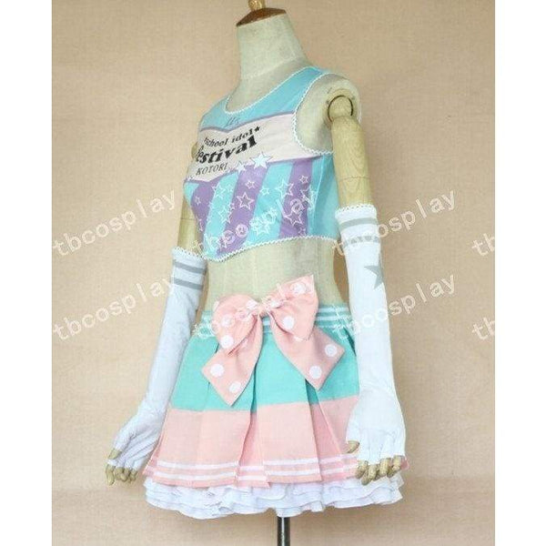 Love live! Minami kotori Dress Cosplay Costume Custom Made - SpiritCos
