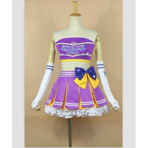 Love live Tojo Nozomi Cosplay Dress Costume Custom made - SpiritCos