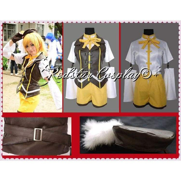 Magical Girl Puella Magi Madoka Magica Manga Gothic Lolita Cosplay Costume Male Version - SpiritCos