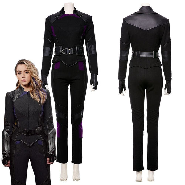 Marvel Agents Of S.H.I.E.L.D. Season 6 Daisy Johnson Cosplay Costume - SpiritCos