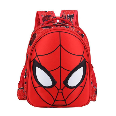 Marvel Spiderman School Backpack - SpiritCos