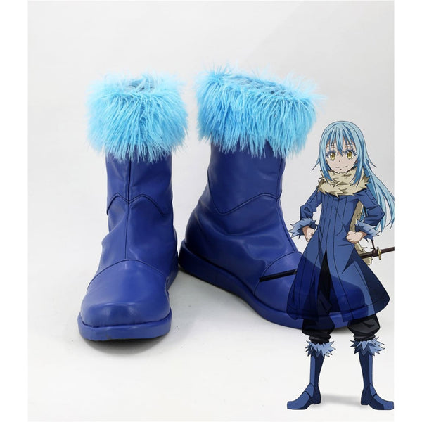 Matter Was Slime After Reincarnation Rimuru Tempest Cosplay Shoes Boots - SpiritCos