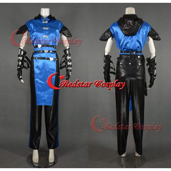 Mortal Kombat Cosplay Ninja Sub Zero Cosplay Costume - Costume Made In Any Size - SpiritCos