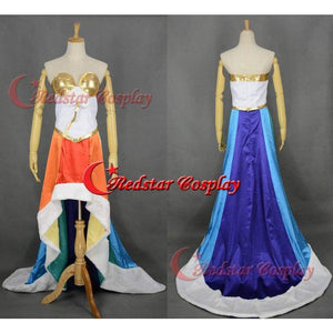 My Little Pony Rainbow Cosplay Costume Dress - SpiritCos