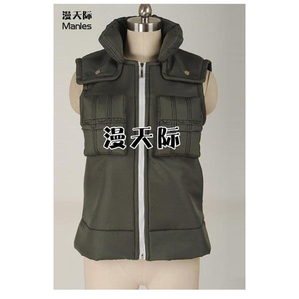 Naruto Cosplay Costume Hatake Kakashi Clothing Haruro Sakura Outfit Japan Hot Anime Costume Vest Unisex Custom Made - SpiritCos
