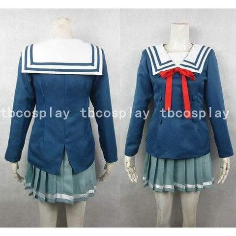 Nase Mitsuki Dress Beyond The Boundary Cosplay Costume Custom-Made - SpiritCos