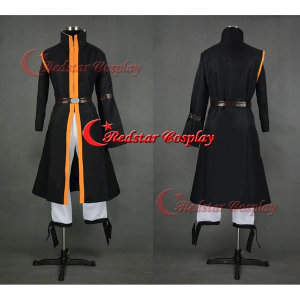 New Anime Fairy Tail Natsu Dragneel Cosplay Costume - Custom Made In Any Size - SpiritCos