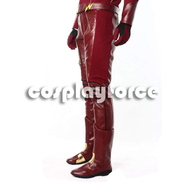 New The Flash Barry Allen Cosplay Costume mp002516 - SpiritCos
