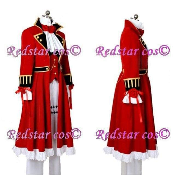 Pandora Hearts Oz Vessalius Cosplay Costume - Custom made in Any size - SpiritCos