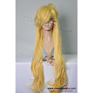 Panty And Stocking Yellow Blonde Long Cosplay Wig - SpiritCos