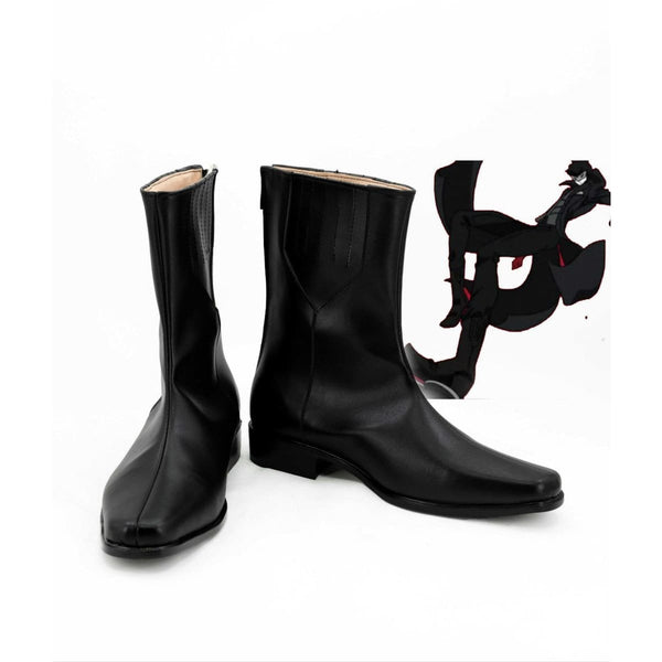 Persona 5 Joker Boots Cosplay Shoes - SpiritCos