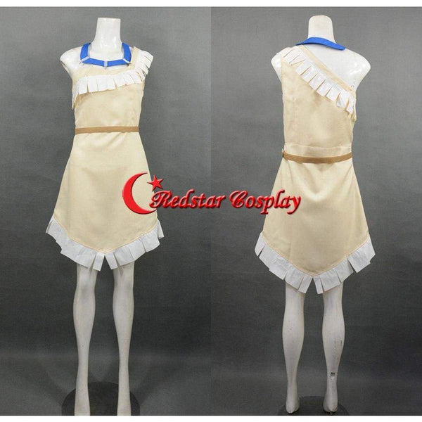 Pocahontas Princess Cosplay Costume - Costume Made In Any Size - SpiritCos