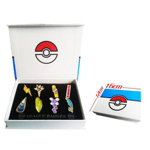 Pokemo Brooch Pin Badge Set (Free Ship ) - SpiritCos