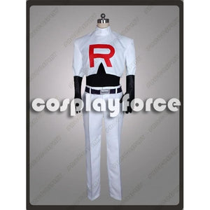 Pokemon Team Rocket James Cosplay Costume - SpiritCos