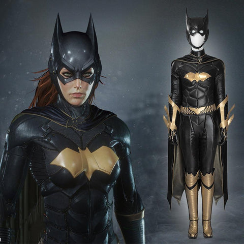 Batgirl Cosplay Costume Halloween Costume For Women Batman Costumes - SpiritCos