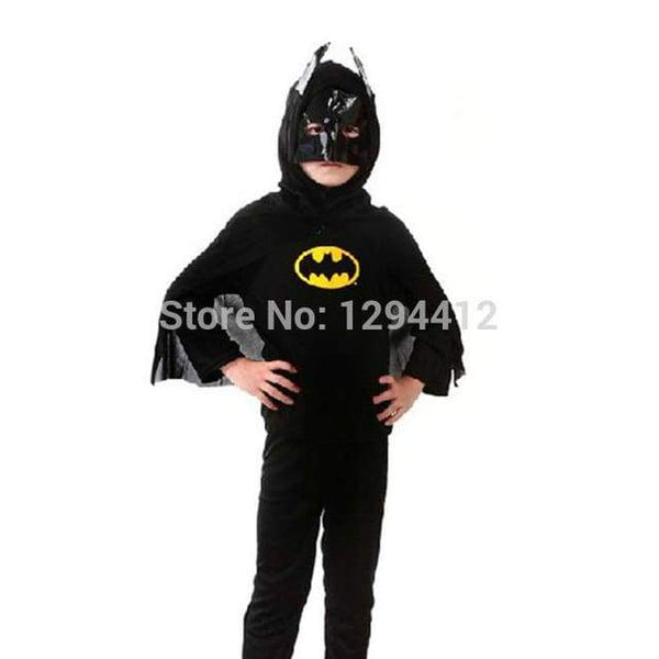 Red spiderman costume black spiderman batman superman halloween costumes for kids superhero capes anime cosplay carnival costume - SpiritCos