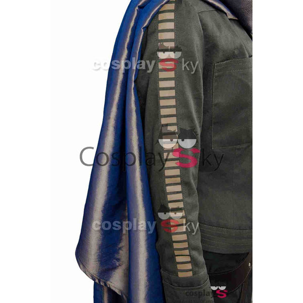Rogue One: A Star Wars Story Jyn Erso Stardust Outfit Cosplay Costume - SpiritCos