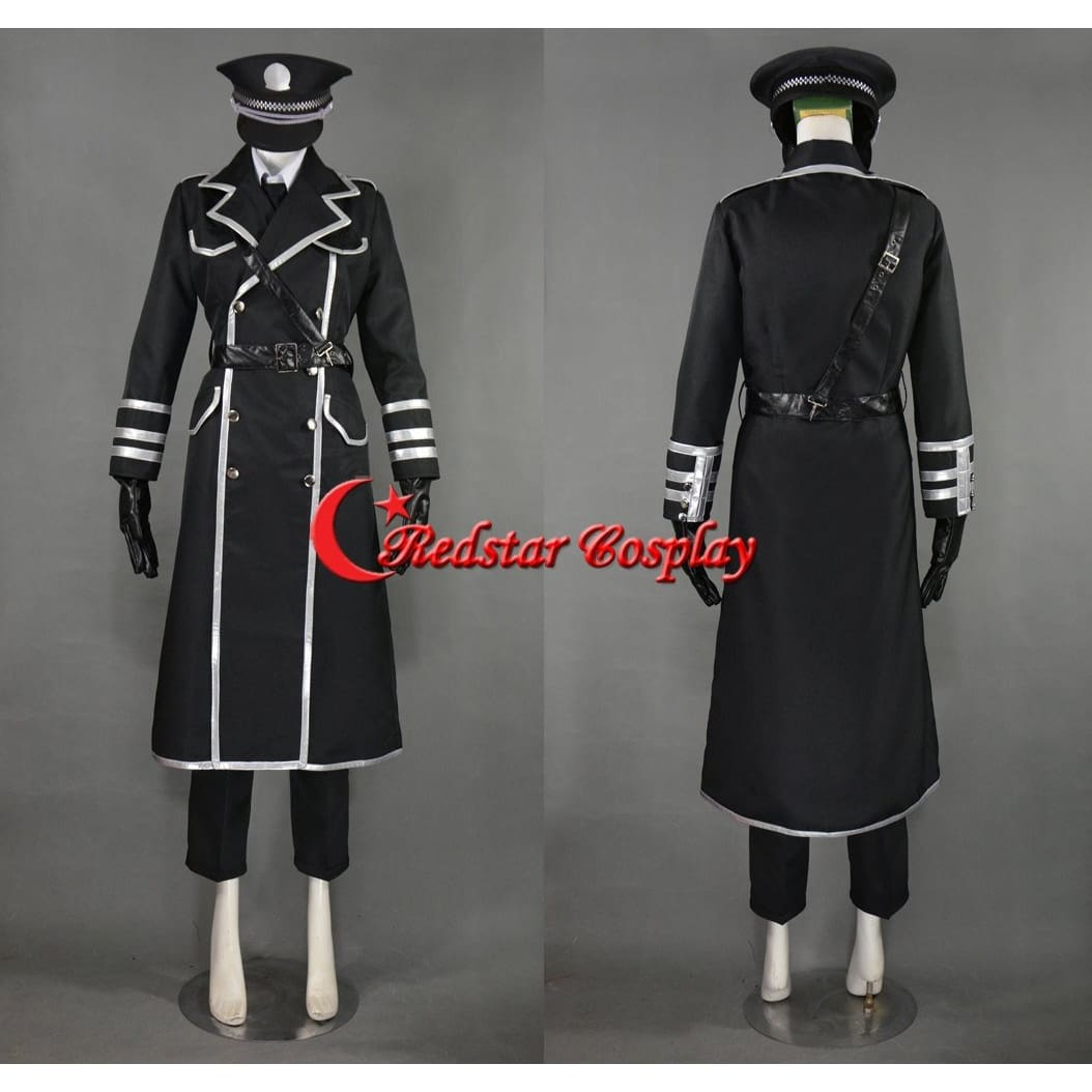 Rosiel Cosplay Costume From Angel Sanctuary St No.3 Uniform - Custom Made In Sizes - SpiritCos