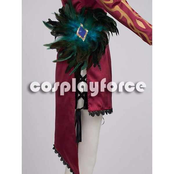 RWBY Antagonist Cinder Fall Cosplay Costume mp002155 - SpiritCos