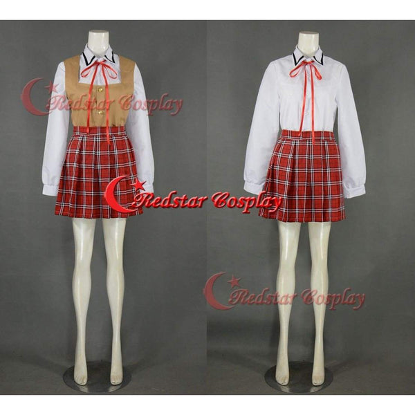 Rwby Cosplay Ruby Weiss Blake Yang Shinbiou Academy Uniform Costume - SpiritCos