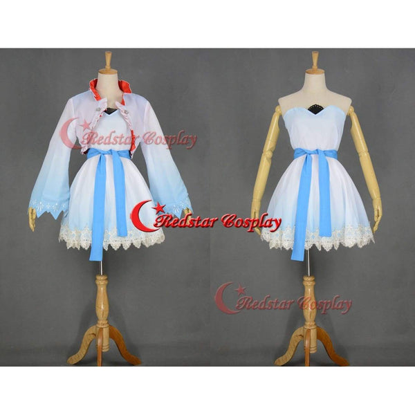 Rwby White Trailer Cosplay Costume - White Presses Custom Made In Any Size - SpiritCos