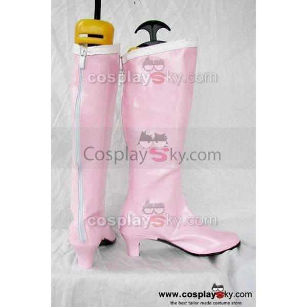 Sailor Moon Chibi Usa Cosplay Boots Shoes Custom Made - SpiritCos