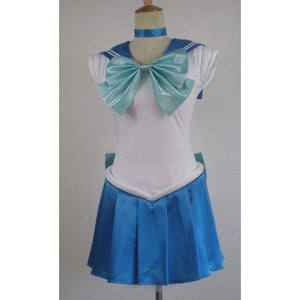 Sailor Moon Dress Purple Cosplay Costume Custom Made - SpiritCos