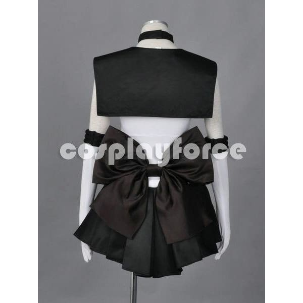 Sailor Moon Sailor Pluto  Cosplay Costume With Two Headwears - SpiritCos