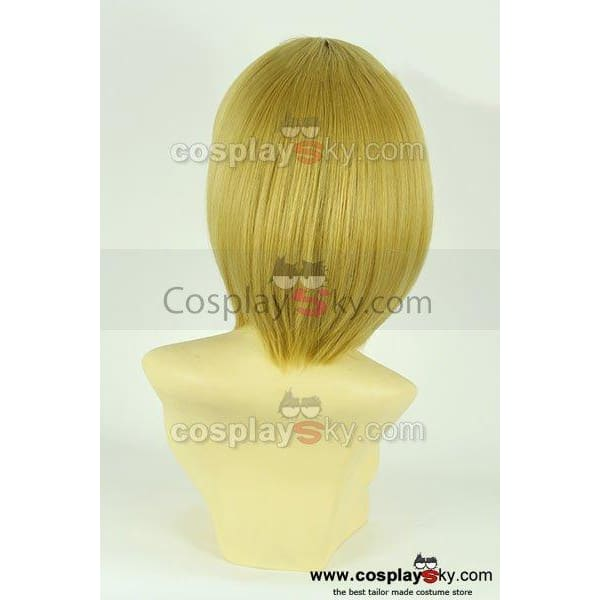 Shingeki No Kyojin Attack On Titan Armin Arlart Cosplay Wig - SpiritCos