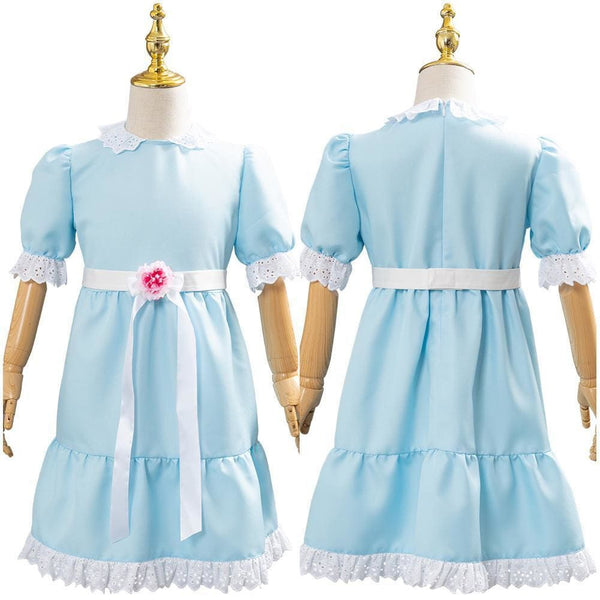 Shining Doctor Sleep Costume Twins Outfit For Kids Cosplay Costume - SpiritCos