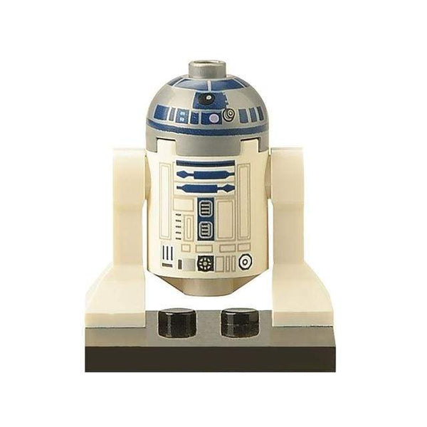 Single Sale Star Wars Luke Leia Han Solo Anakin Darth Vader Yoda Jar Jar Binks DIY Building Blocks ToyS For CHILDREN starwars - SpiritCos