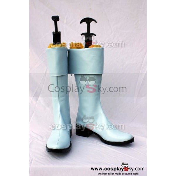 Slayers Amelia Cosplay Boots Shoes - SpiritCos