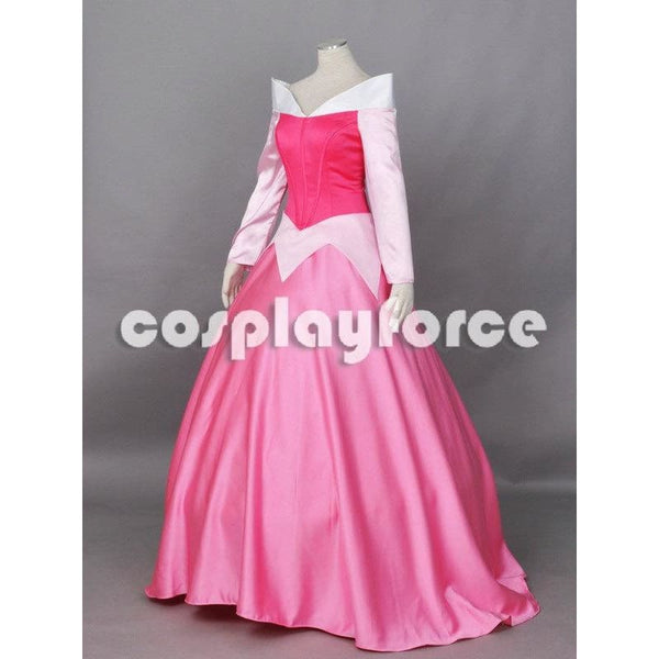 Sleeping Beauty Princess Aurora Cosplay Costume - SpiritCos