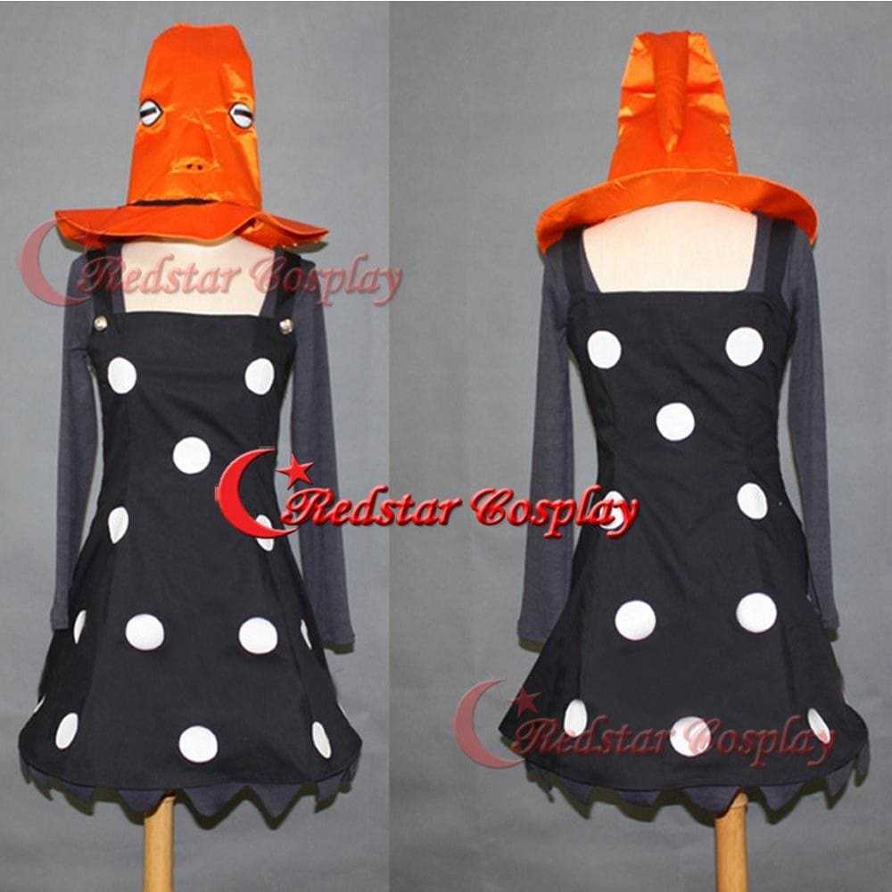 Soul Eater Black Frog Blair Anime Cosplay Costume - SpiritCos