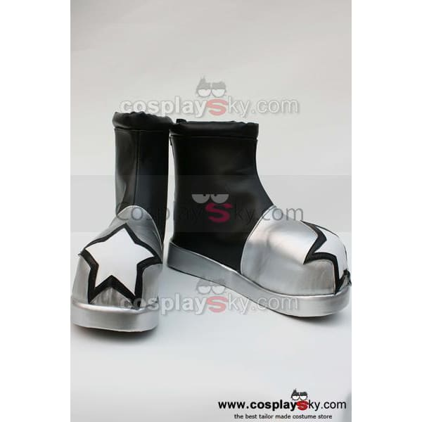 Soul Eater Black Star Cosplay Shoes Boots - SpiritCos