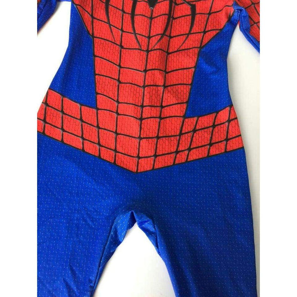 spiderman costume kids 3d girl child the amazing spider man mask costume suit boys spandex black red halloween adult men Cosplay - SpiritCos