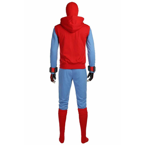 Spiderman Homecoming Spider Man Peter Parker Outfit Cosplay Costume - SpiritCos