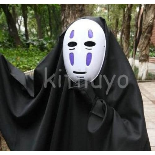 Spirited Away &Quot;No Face&Quot; Cosplay Costume No Face Costume Spirited Away Cosplay No-Face Man Costume Hayao Miyazaki Cartoon Cosplay - SpiritCos