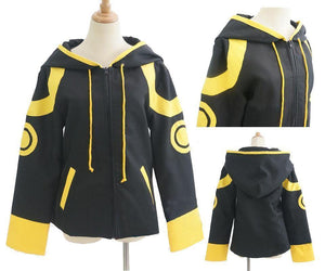 Unisex'S Mystic Messenger 707 Luciel Choi Saeyoung Cosplay Costume Jacket Hoodie - SpiritCos