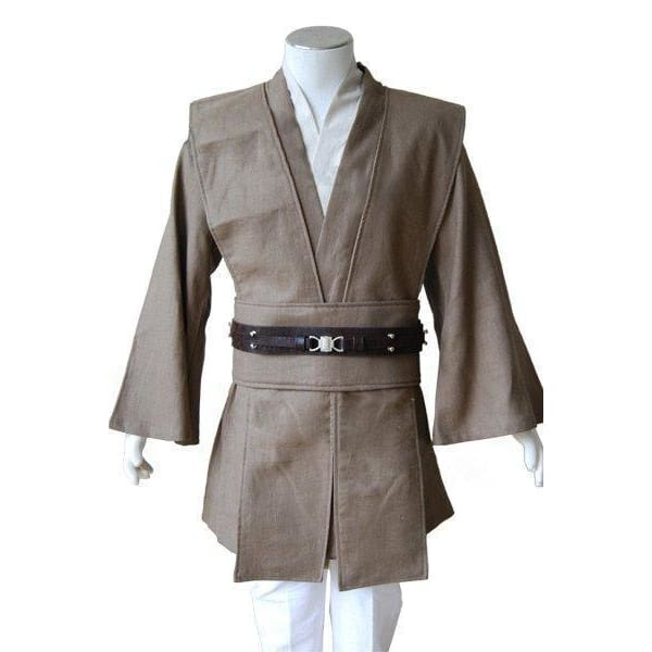 Star Wars Mace Windu Tunic Costume Tailor Made - SpiritCos