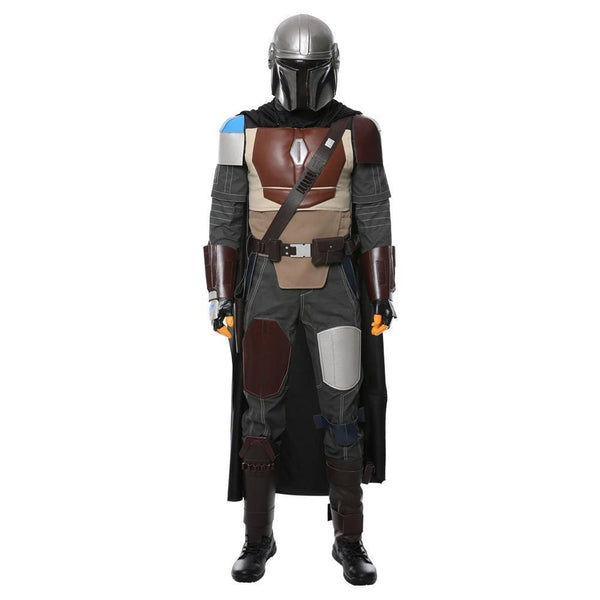 Star Wars Mandalorian Uniform Cosplay Costume - SpiritCos