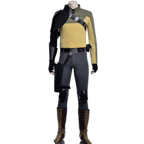 Star Wars Rebels Kanan Cosplay Costumes Custom For Any Size - SpiritCos