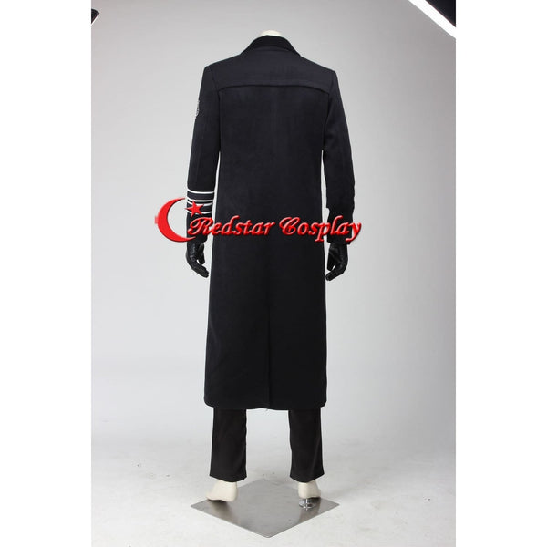 Star Wars The Force Awakens Starkiller Base General Hux Cosplay Costume - SpiritCos