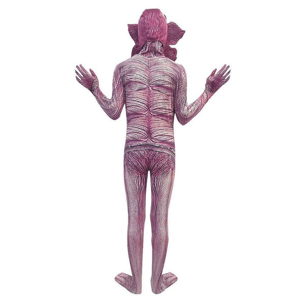 Stranger Things Season 3 Demogorgon Cosplay Costume Halloween Horror Outfit Kids - SpiritCos