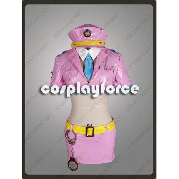 SUPERSONICO police Cosplay Costume - SpiritCos