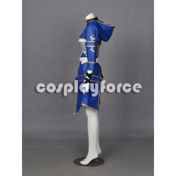 Sword Art Online Alicization Alo Shirika Cosplay Costumes - SpiritCos