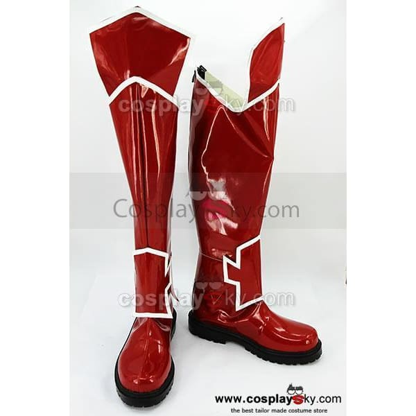 Sword Art Online Kirito Knight Of Blood Cosplay Boots Shoes - SpiritCos